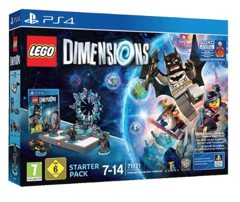 Lego dimensions supergirl starter pack ps4 £20 some left in wallsend - Smyths toys
