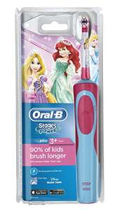 Oral-B Stages Power Kids Electric Toothbrush, Disney Princesses £13 @ Amazon - Prime exclusive