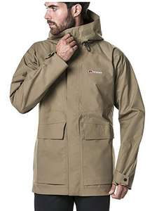 Berghaus Men's Stiloy Waterproof Jacket Size L £43.02 @ Amazon (Others sizes in post)