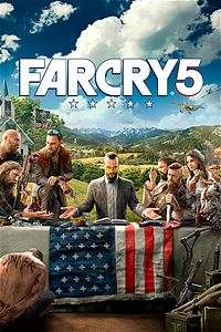 Far Cry 5 PC £37.49 from official UBISOFT store - (-25% from £49.99)