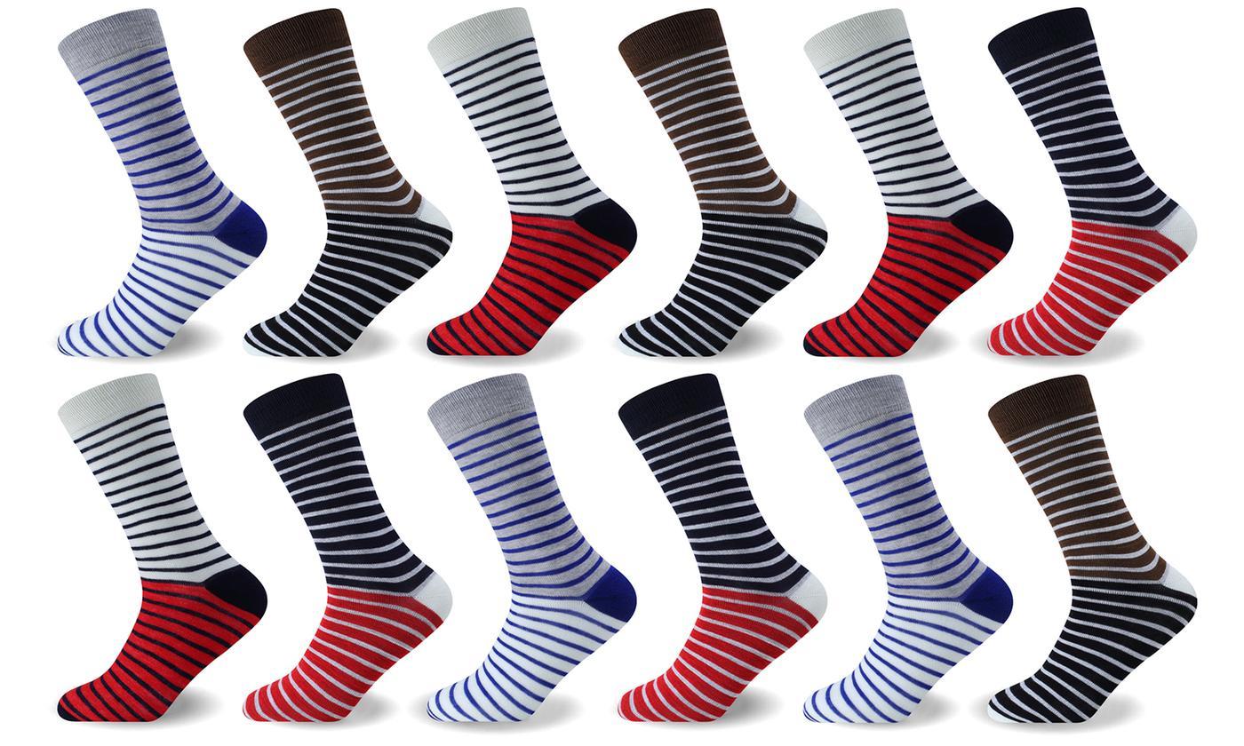 Funky Socks Unisex 12 pack (groupon) £7.98 delivered @ Groupon