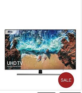 Samsung UE55NU8000 led tv for £1049.99 at Littlewoods (£787.49 after % 25 discount when you select BNPL)