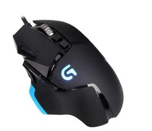 Logitech G502 Gaming Mouse for £39.99! @ Game