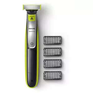 Philips Oneblade QP2530/25 with 4 Stubble Combs,£25.66 (with code) @ Superdrug (C&C)