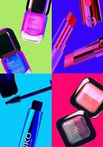KIKO PRE-SALE AND £1 NAIL POLISHES - REDUCED. Free delivery on orders over £25, otherwise £6.90