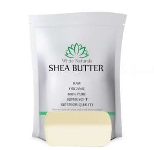 Shea Butter 2oz Sample (by White Naturals)@ The Skin Makeover Store