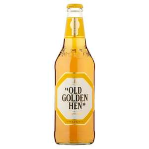 Morland's Old Golden Hen Bottle 500ml £1.00 each @ Morrisons
