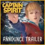[XB1/PS4/PC] The Awesome Adventures of Captain Spirit Free on 26 June 2018 @ Microsoft, PSN, Steam - Now live on Ms Store