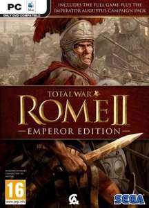 Rome Total War II: Emperor Edition (Steam PC) £12  Instant Gaming