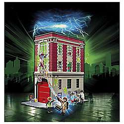 Playmobil 9219 Ghostbusters? Fire Headquarters £29.90 C+C at Tesco Direct, £32.90 Delivered
