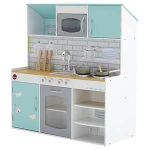 Plum Peppermint Townhouse, from Tesco Direct, free Click and Collect or £3 delivery, more half price play  Kitchen sets available