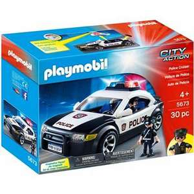 Playmobil 5673 Police Cruiser now £10 C+C @ Tesco Direct
