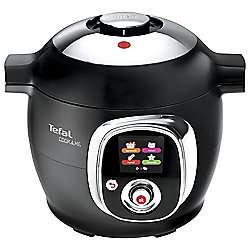 Tefal Cook4me multi cooker- black reduced to £119 at Tesco Direct free c and c