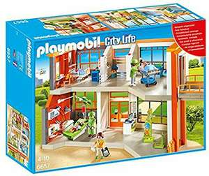 Playmobil 6657 City Life Furnished Children's Hospital £33.20 Amazon