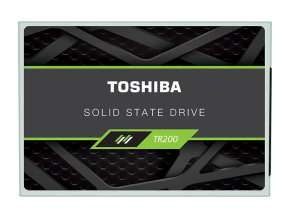 "Toshiba TR200 240GB 2.5"" SSD £44.98 delivered w/ 3 year warranty @ Ebuyer"