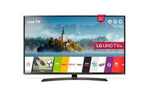 "Lg 4K 55"" ULTRA hd HDR tv with £431.10 10% off code @ eBay currys_pcworld"