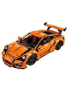 Lego Technic 42056 Porsche GT3 RS Sports Car £131.98 with code at VERY