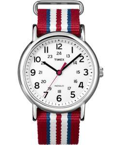 Timex Men's Quartz Watch with Textile Strap  (NATO Strap) £36.78 @ Amazon