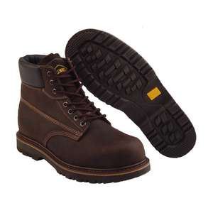 Grubs Lightning 7 Eyelet Safety Boot £10 & £4.99 delivery @ Uttings