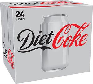 Morrisons - Diet Coke & Coke Zero 24pk / Coke Orignal 18pk - £6! instore