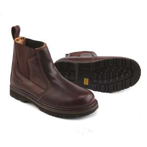 Grubs Cyclone Dealer Boot - Dark Brown £15 plus £4.99 delivery @ Uttings