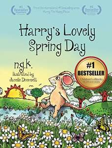 Free Kindle Books - Harry's Lovely Spring Day / Harry The Happy Mouse / Harry The Christmas Mouse & others @ Amazon
