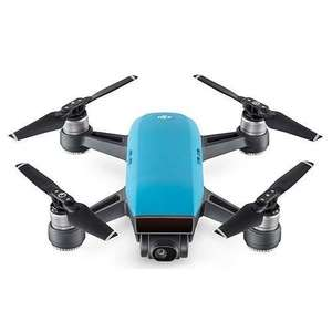 DJi Spark £349.99 (Save £100 - Green / Blue / Yellow / Red available) + Extra 10% off using eBay code @ Currys / eBay