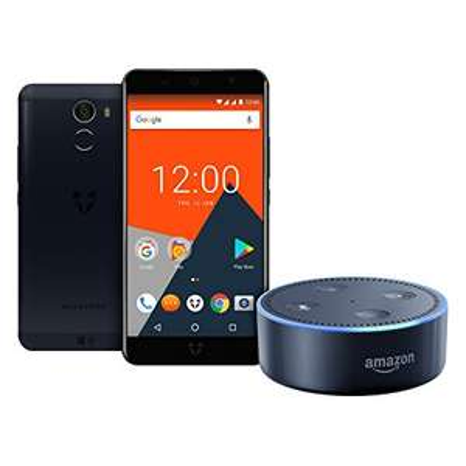 Wileyfox Swift 2 X & Amazon Echo Dot (2nd Generation) for £138.99, RRP: £269.98 @ Amazon