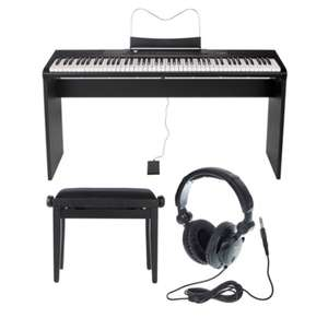 Thomann SP-320 Digital Piano, Stand, Bench & t.bone HD 200 Headphones Aprox £286 Delivered @ Thomann.de (3-Year Warranty with Thomann)