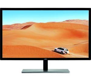 """AOC Q3279VWF Quad HD 31.5"""" LED Monitor  £170.10 Currys eBay Store"""