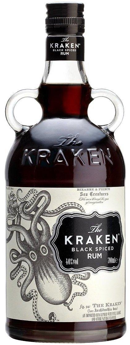 Kraken Black Spiced Rum, 70 cl £19 Prime / £23.49 Non Prime @ Amazon