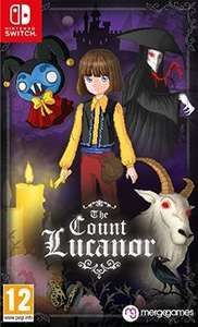 The Count Lucanor Nintendo Switch £13.59 New @ Music Magpie