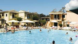 ODYSSEUS I  appartments  IN KAVOS, CORFU, GREECE  22nd june £125 pp  @ Tui