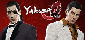 Yakuza 0 Coming To PC In August. Pre-Order At Steam £13.50