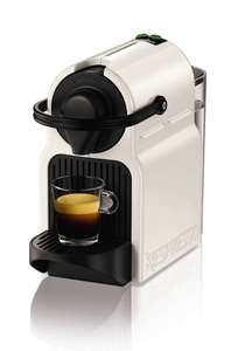 Nespresso Inissia Coffee Capsule Machine, White by Krups  £49 @ Amazon