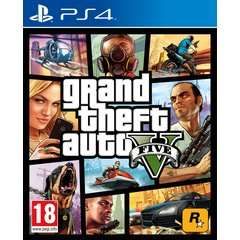 Grand Theft Auto V (PS4/XO with free C&C) £19.99 @ Smyths