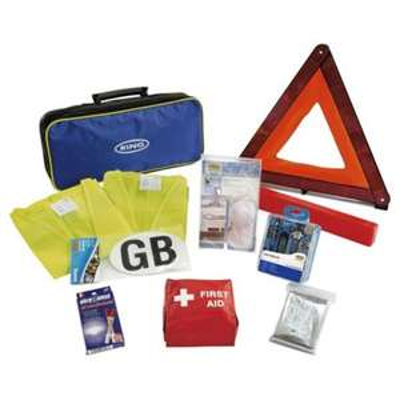 Various emergency and breakdown equipment Half Price @ Tesco Direct eg Ring Emergency Car Travel Kit now £18.40