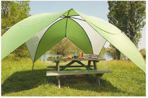 Coleman Waterproof Event Shelter £56 incl. free UK delivery @ Amazon
