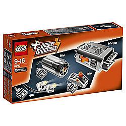 Lego power function £21 C+C @ Tesco Direct