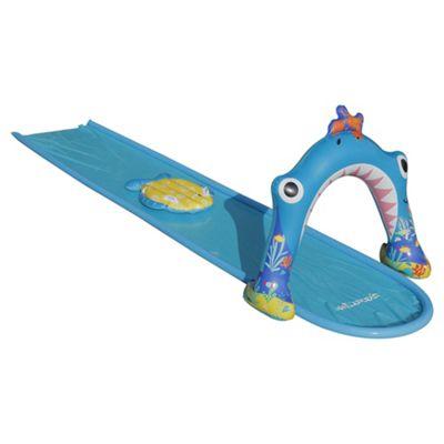 Carousel Shark Slip and Slide Water Slide was £20 now £10 @ Tesco Direct