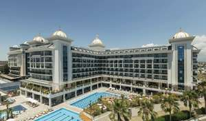 Turkey 5* all inclusive in Autumn from £329pp: 7 nights incl. flights, palatial hotel & waterslides @ Holiday Pirates
