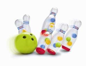 Little Tikes toys Half Price @ Tesco Direct e.g Little Tikes Clearly Sports Bowling Skittles £10