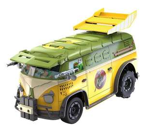 Nikko 48cm Remote Controlled Teenage Mutant Ninja Turtle Party Van now £9.99 @ Argos