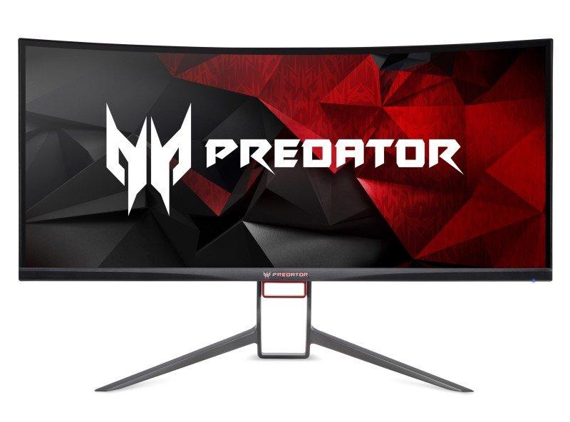 "34"" 120Hz G-SYNC 3440x1440 IPS - Acer Predator X34P UW-QHD Monitor 21:9 £599.99 @ Ebuyer"