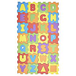 Carousel alphabet playmat \ hopscotch playmat £4 @ Tesco