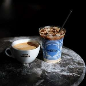 Pick up a free hot drink or iced latte or americano on o2 priority.