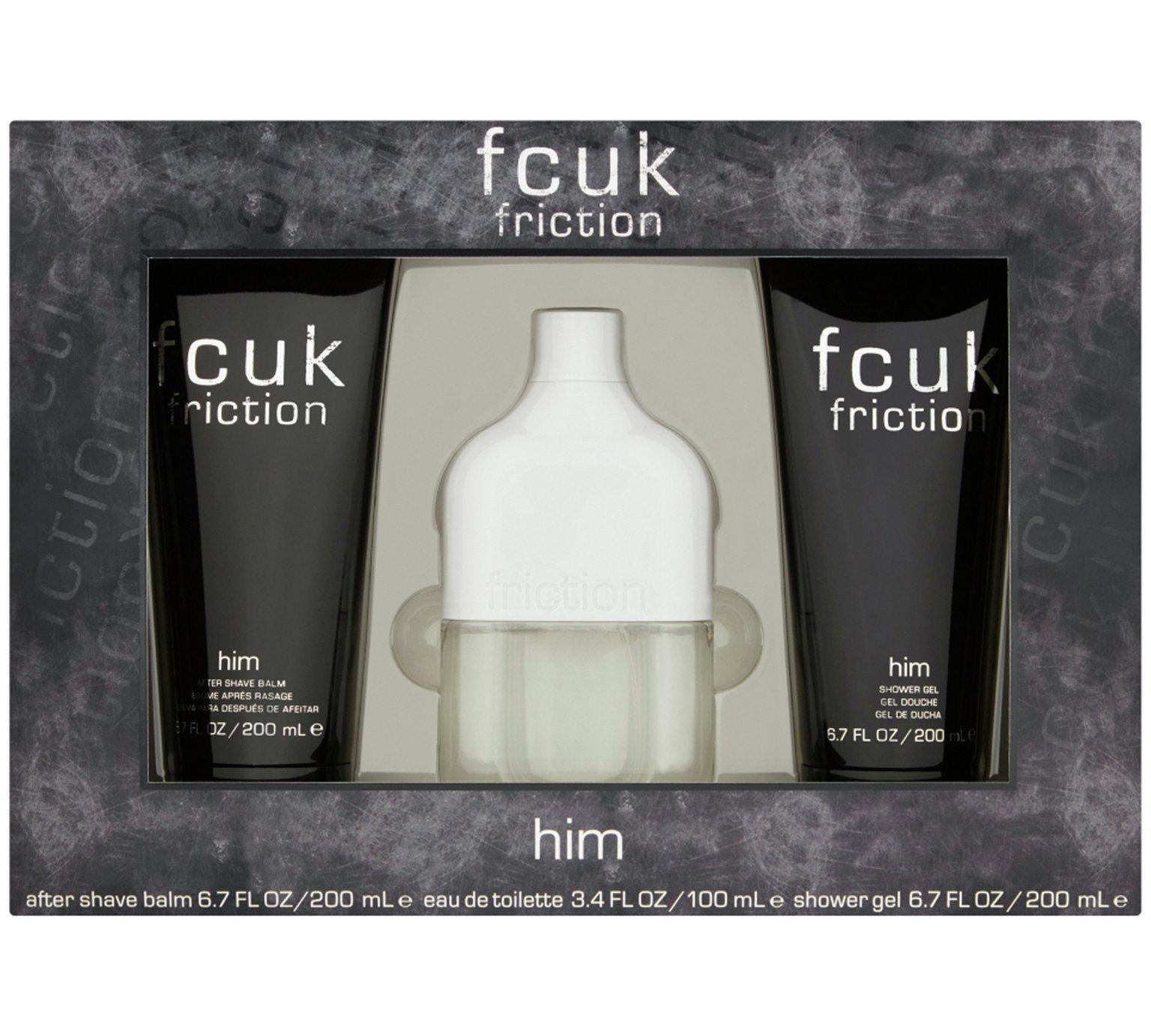FCUK Friction Eau de Toilette for Men Gift Set - Includes 100ml EDT £14.99 @ Argos