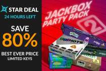 80% off Jackbox Party Pack 2 - £3.79 (PC / Steam) @ Fanatical