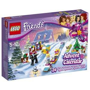 ADVENT CALENDAR - Lego £15 @ Tesco