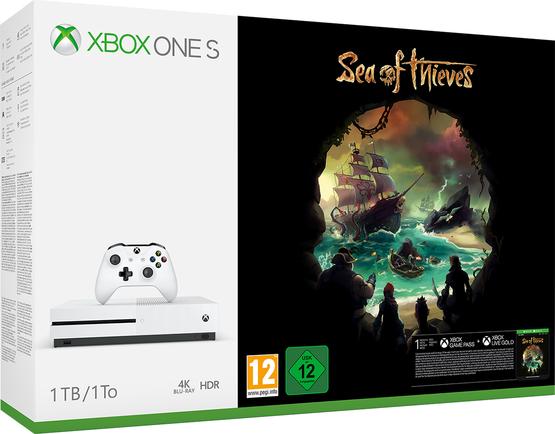 Xbox One S 1TB Sea of Thieves Bundle Console + Fifa 18 £199.85 @ ShopTo